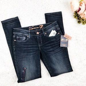 Seven7 Premium Denim Skinny Jeans | Size 27❤️